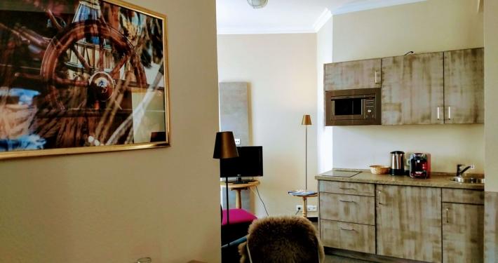 Inselhotel Langeoog - Apartment